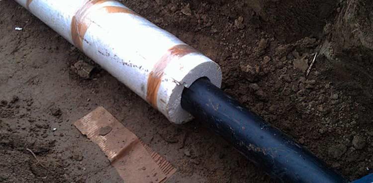 Эффективные способы теплоизоляции труб канализации