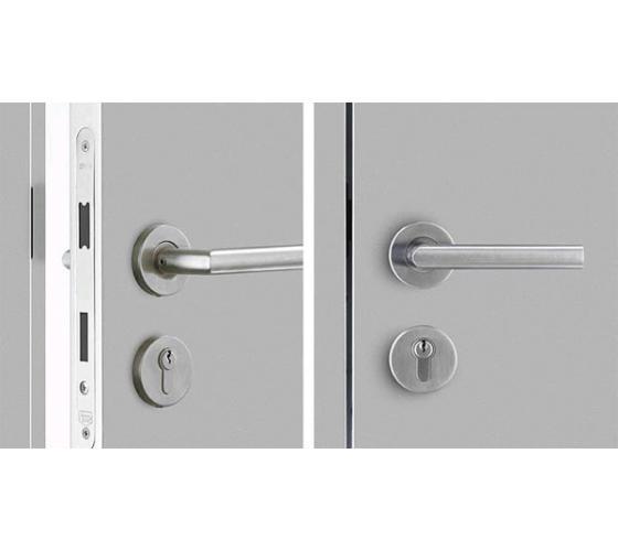Магнитный замок на входную дверь – современное решение для комфорта и безопасности | двери portalle