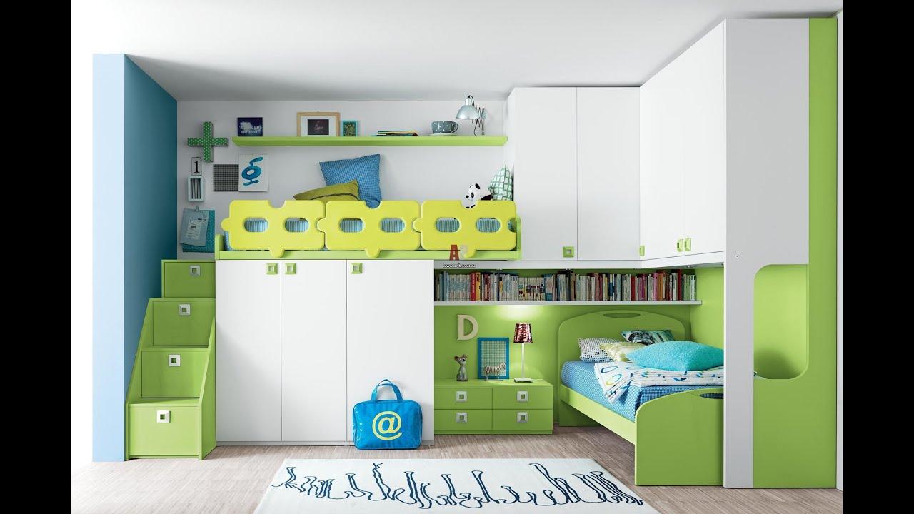 Дизайн маленькой детской комнаты – визуальное увеличение детской – 110 фото современных проектов