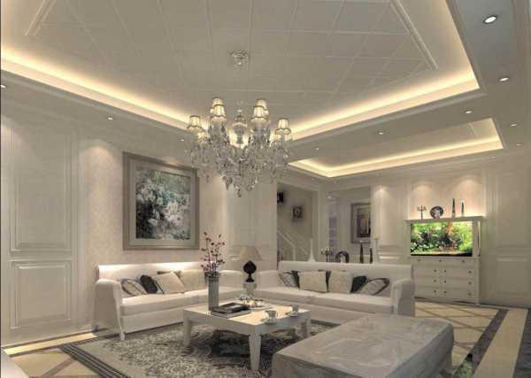 Красивые потолки из гипсокартона - фотогалерея с лучшими примерами
