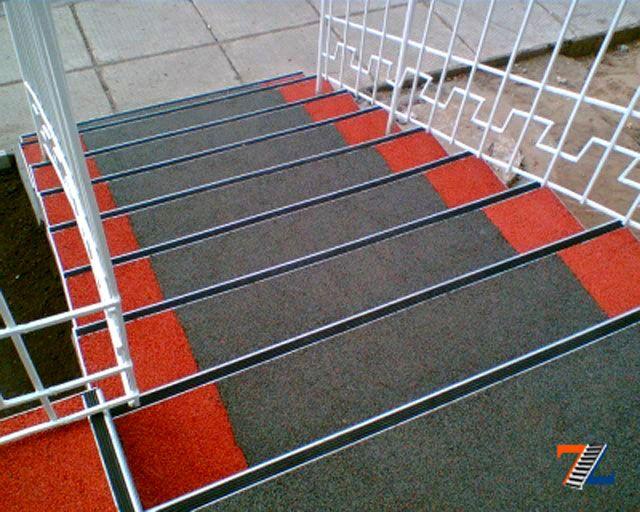Ковер для лестницы в доме: ковродержатели, как закрепить