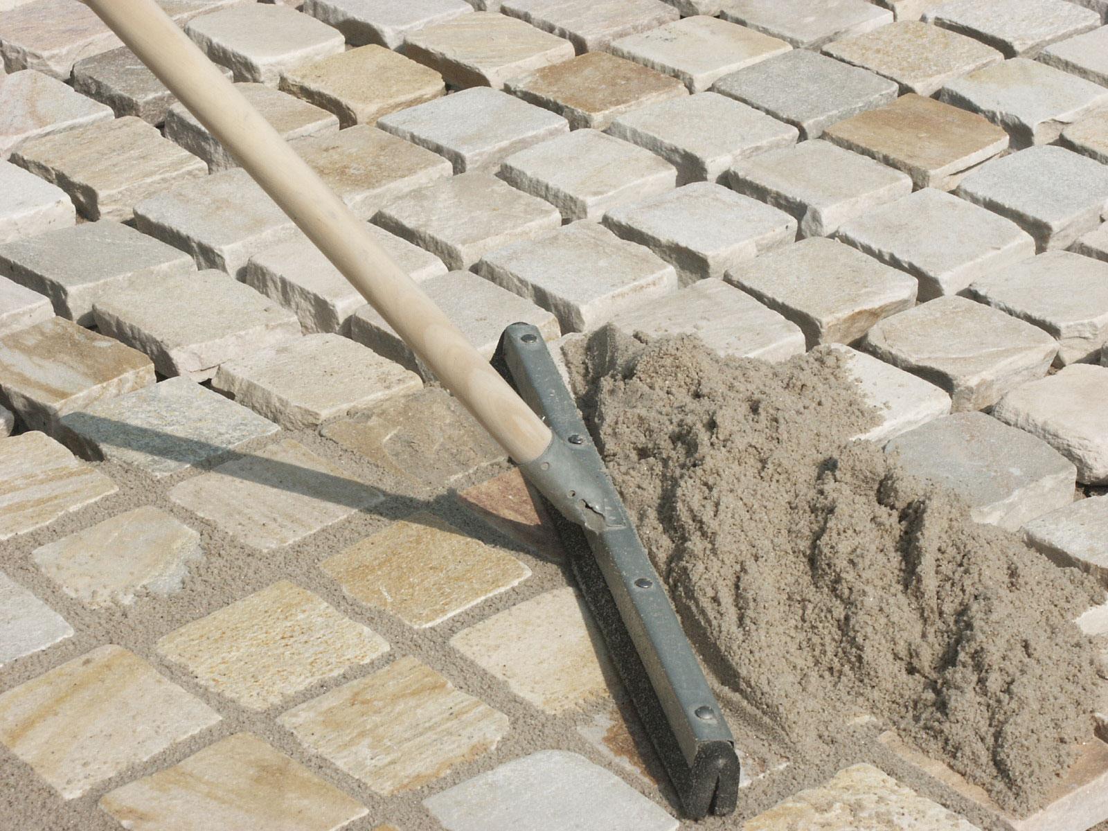 как выложить тротуарную плитку