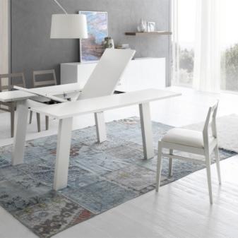 стол икеа белый