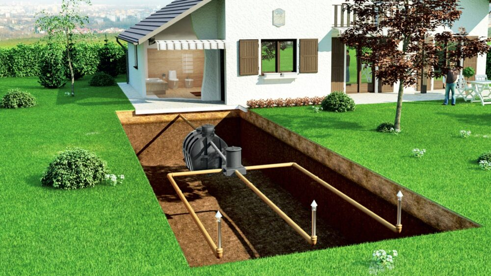 канализационная система
