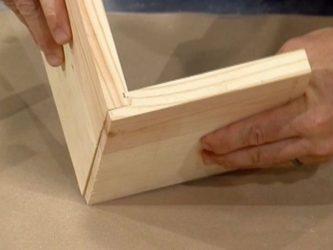 Основные виды столярно-плотницких соединений и креплений