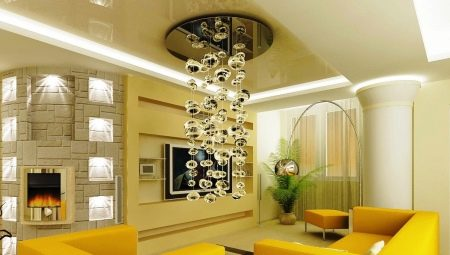 Люстры в зал (60 фото): варианты для гостиной в классическом стиле, подвесные потолочные модели в интерьере, красивые торшеры в комплекте, как подобрать