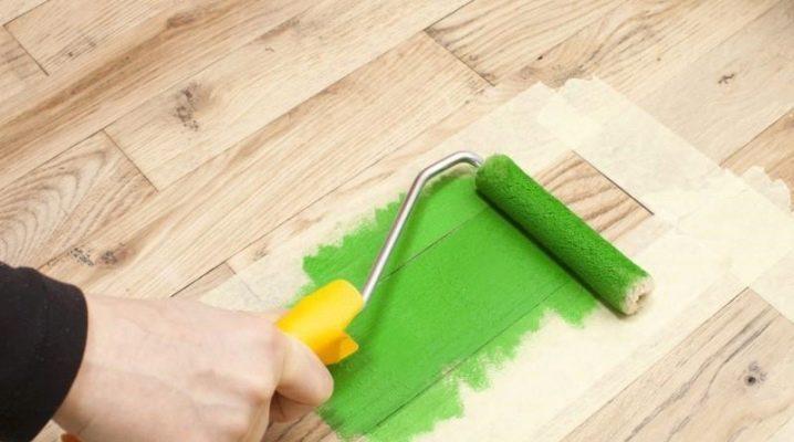 Как покрасить пол своими руками - пошаговая инструкция!