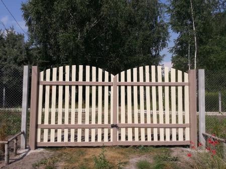 Как покрасить металлический забор — какую краску использовать