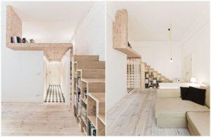 Дизайн двухуровневой квартиры: интересные варианты