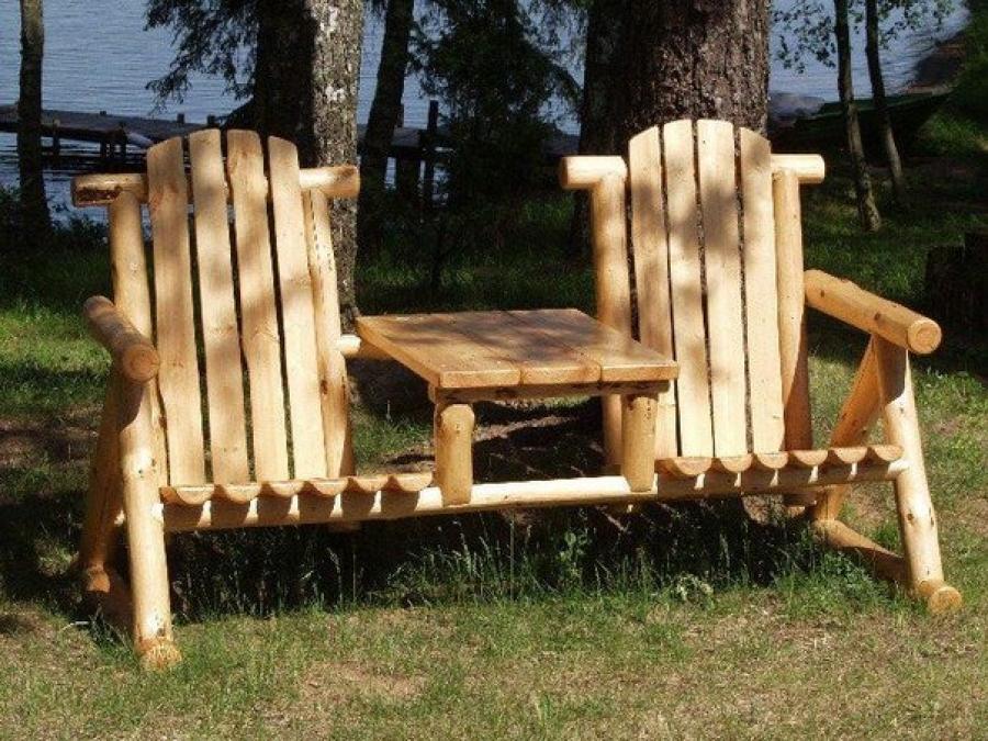 Изделия из древесины дуба