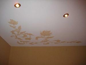 Какие светильники выбрать для натяжных потолков: на кухню, в зал, в спальню, фото 2020, идеи