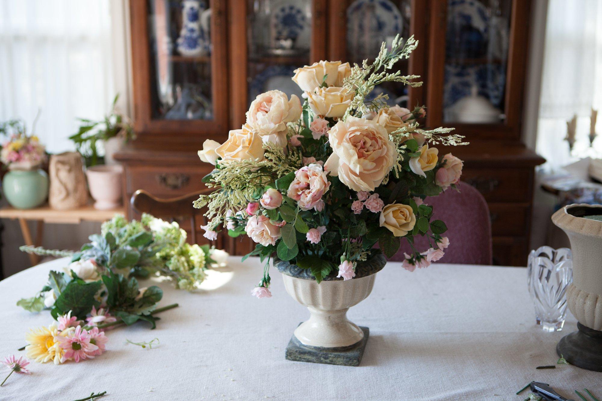 12 способов засушить живые цветы