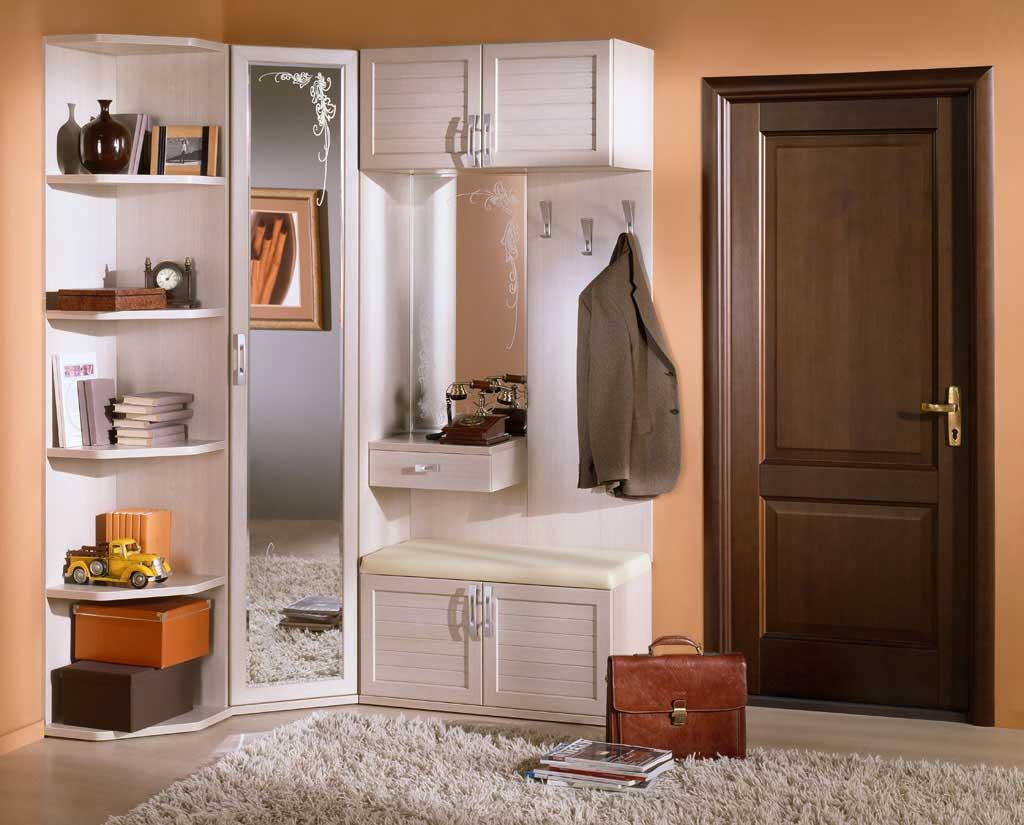 Угловой шкаф в прихожую (60 фото): дизайн, идеи для коридора
