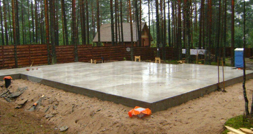 Заливка бетона в опалубку - как правильно заливать бетон