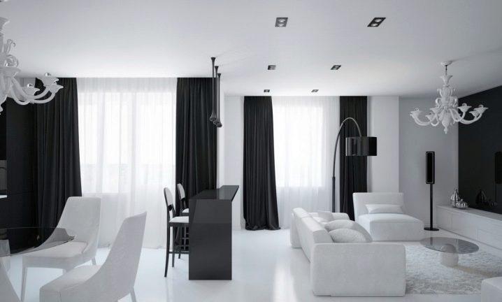Стильный дизайн штор для зала в разных стилях: фото новинки 2020 года