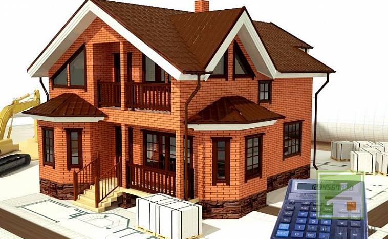 сколько стоит построить дом 100 м2