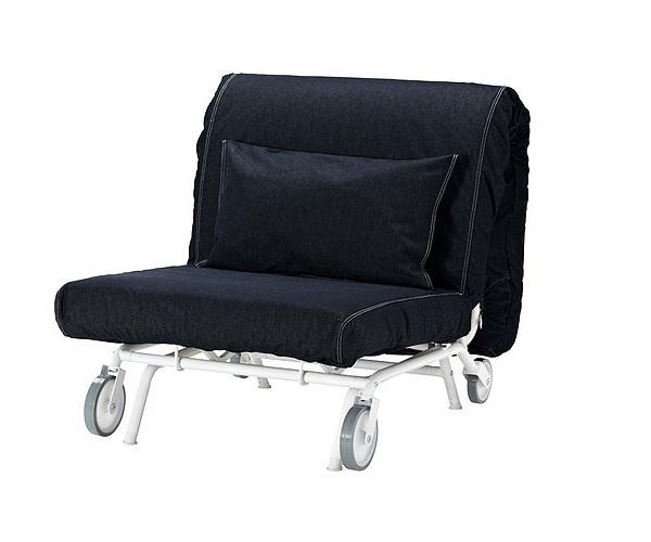 Популярные кресла-кровати икеа — особенности конструкции и дизайна