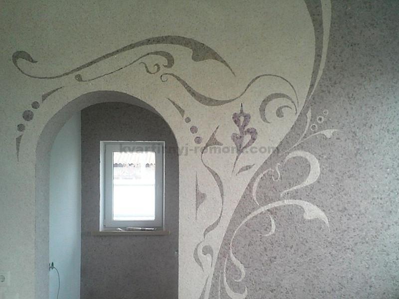 Жидкие обои для стен (+150 фото). как наносить, преимущества и недостатки материала