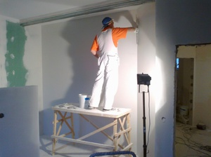 Как подготовить стены к покраске?