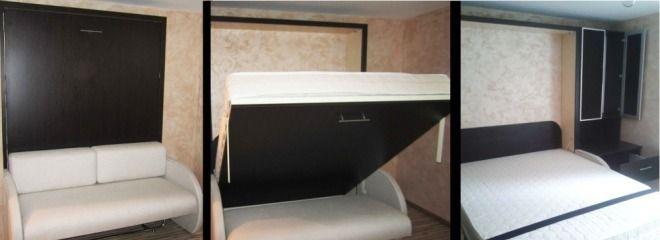 Многофункциональная мебель - спасение для маленькой квартиры - декорри