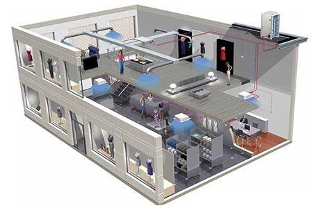 вентиляционный канал в частном доме