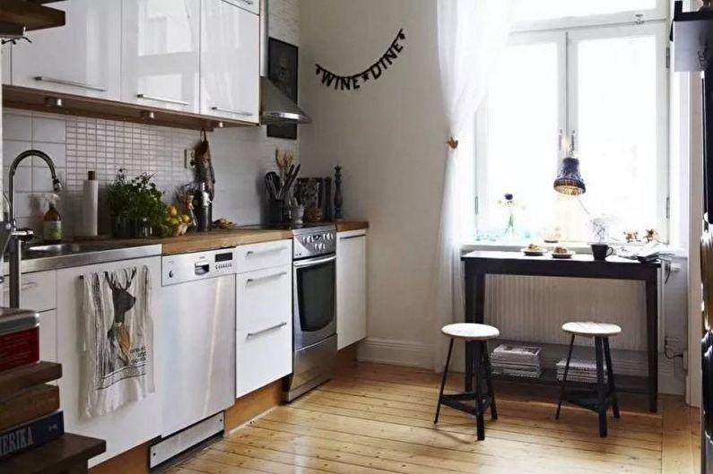 кухня 14 м2 планировка и дизайн фото