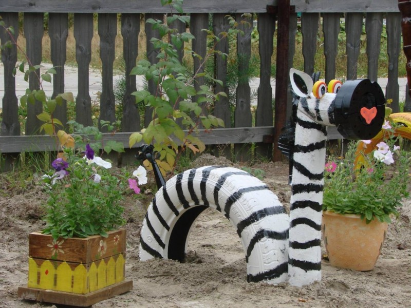 Как украсить сад: 75 фото идей для оформления дачного участка