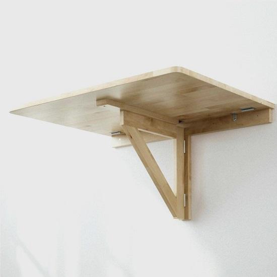 Стол на балкон своими руками (откидной, складной, подвесной)