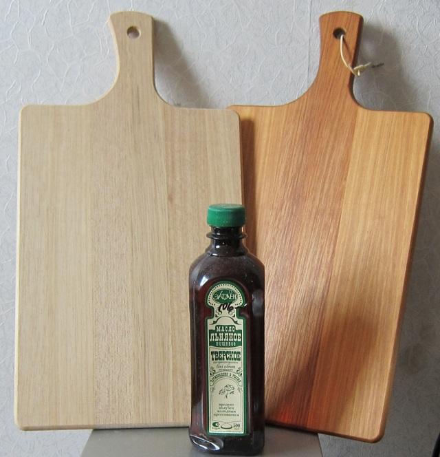 Для чего разделочные доски пропитывают минеральным маслом, как это сделать в домашних условиях