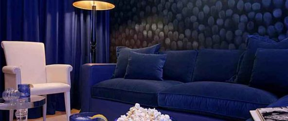Цвет индиго (77 фото): интерьер цвета тайны - «декор» » «дизайна интерьера»