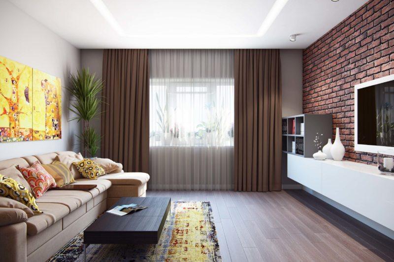 картинка комнаты с мебелью