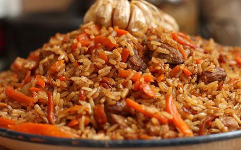 Плов со свининой: 7 пошаговых рецепта на сковороде, в казане, духовке, на костре