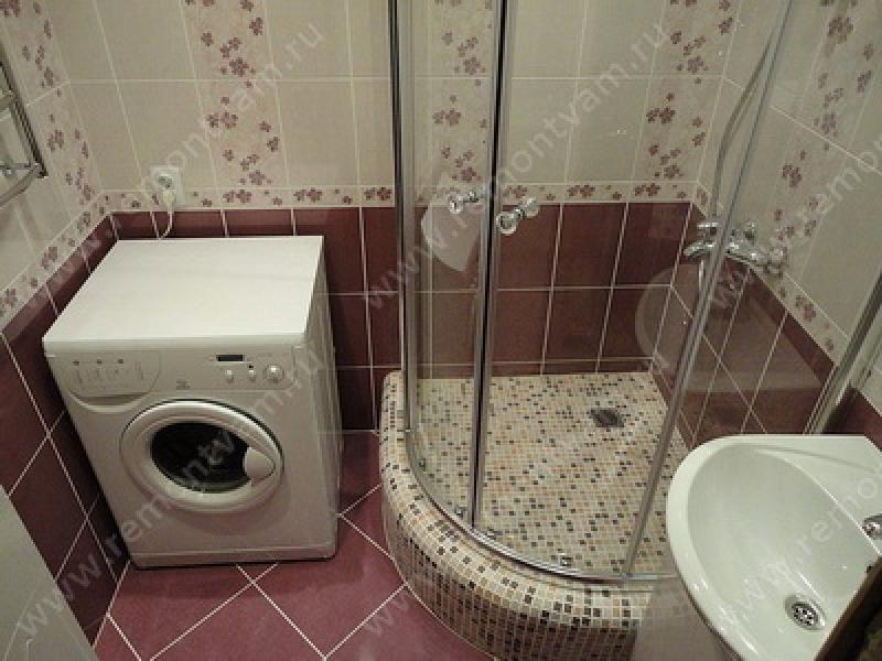 ванная комната дизайн для маленькой ванны
