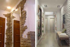 Декоративный камень в интерьере: все секреты изысканной отделки