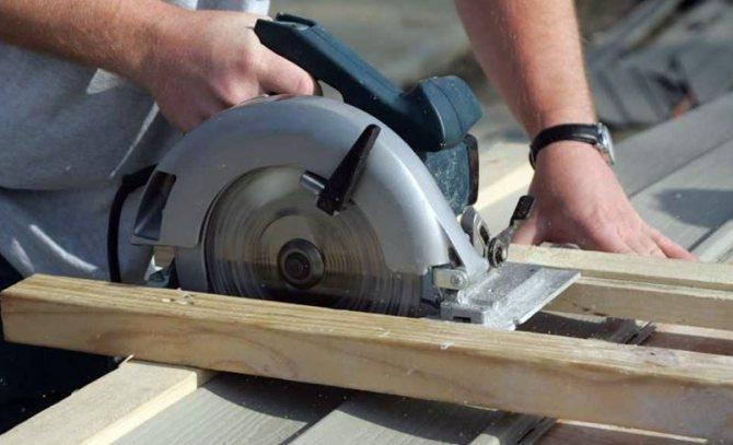 Аккумуляторная циркулярная пила — мобильный инструмент для дома