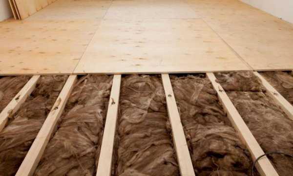 Осп на пол под линолеум как способ выравнивания поверхности