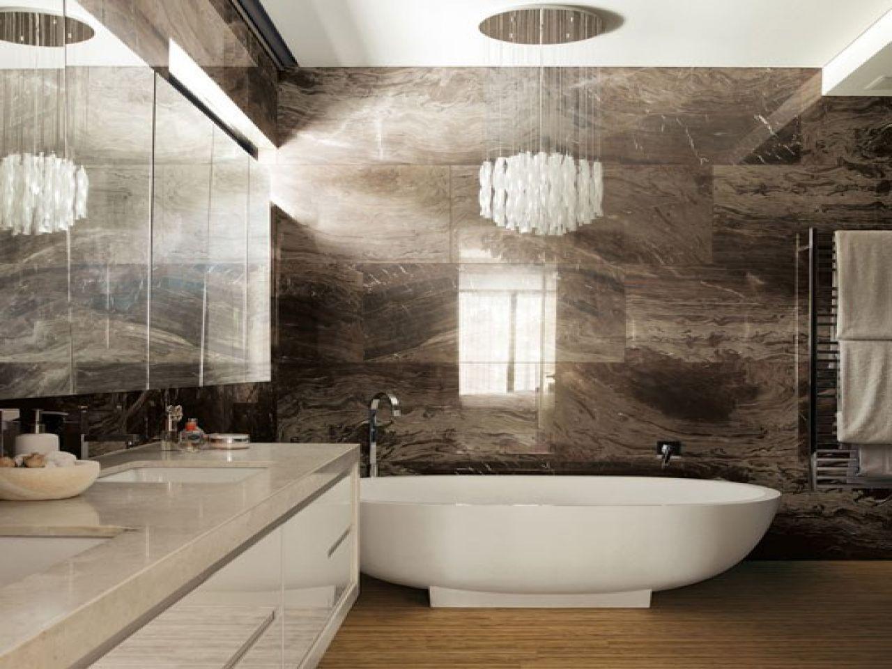 плитка мрамор в ванной