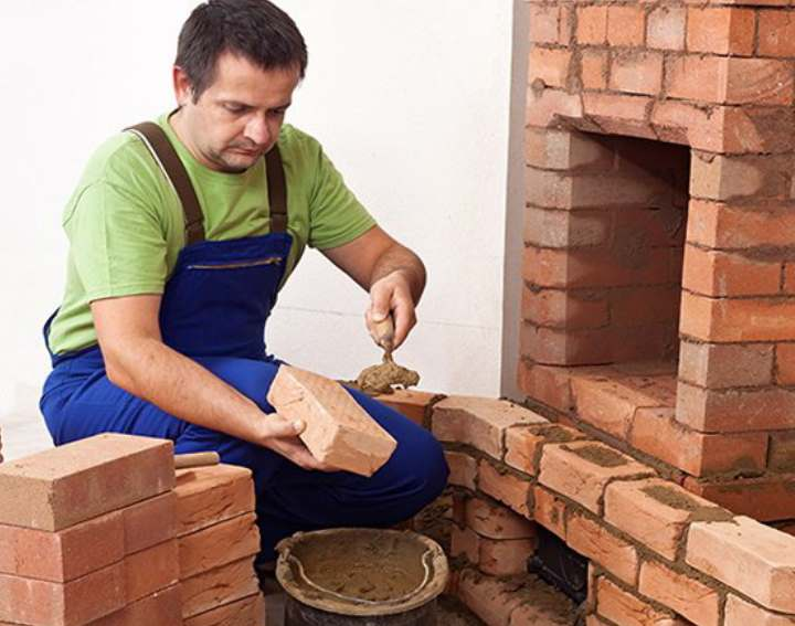 Кладочная смесь «печник» — назначение и применение
