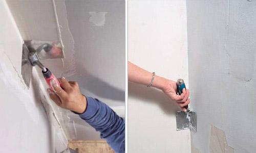 Шпаклевка стен под обои (72 фото): финишная шпаклевка своими руками, как правильно шпаклевать стены из гипсокартона, какую лучше выбрать