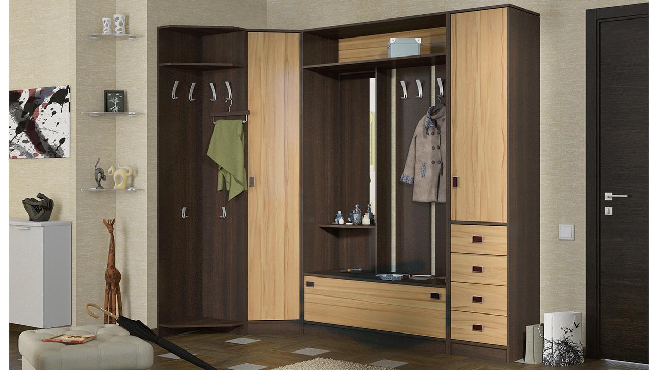 коридор интерьер дизайн в квартире
