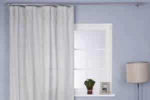 Льняные шторы: разновидности, правила подбора, способы декорирования на кухне или гостиной