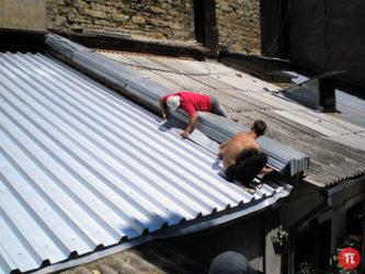 Укладка рубероида на крышу своими руками — легко и просто