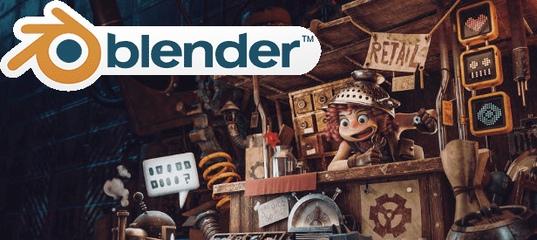 Как пользоваться blender для начинающих   losst