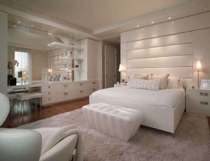 Выбираем шторы в спальню: 75 идей оформления