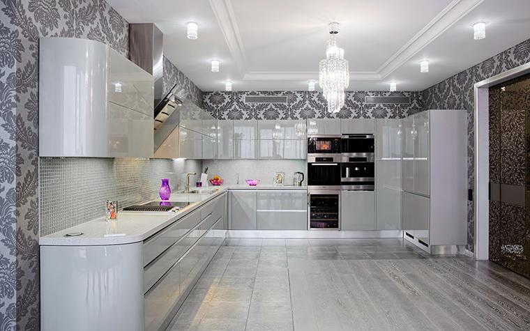 проекты кухонных гарнитуров