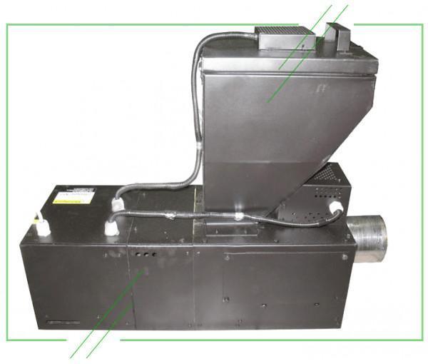 устройство дымогенератора для холодного копчения