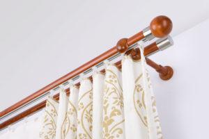 Карнизы для штор: необычные варианты карнизов и секреты их стильного применения (185 фото)