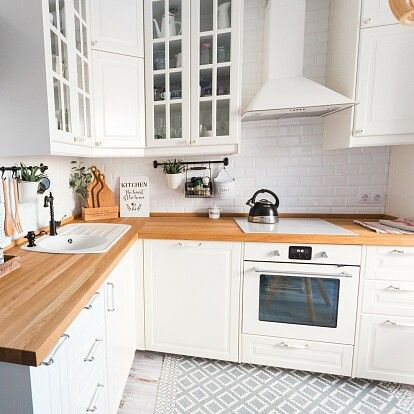 Икеа: фасады для кухни разных стилей
