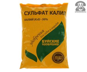 Как использовать сернокислый калий в качестве удобрения?