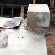 Стена из пеноблоков своими руками: кладка и установка перемычек. внутренние перегородки из пенобетона